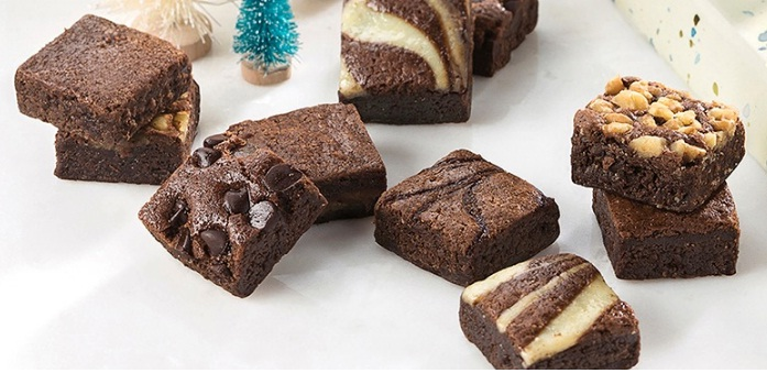 Fairytale Brownies Holiday Candy Cane Crunch Giveaway