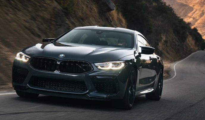 Omaze BMW M8 Gran Coupe Sweepstakes