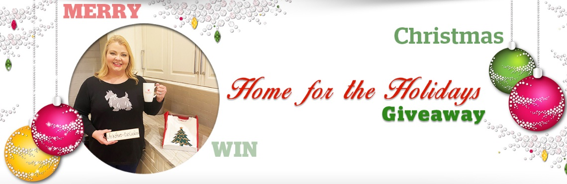 Quacker Factory Home For The Holidays Giveaway