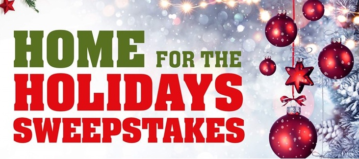 WQAD Home For The Holidays Sweepstakes