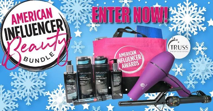 American Beauty Awards USA Today Winter Wonderland Beauty Giveaway