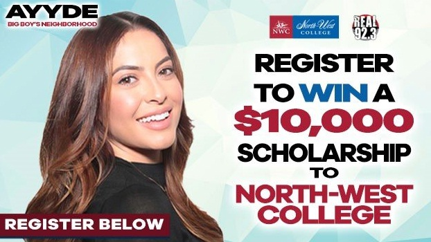 iHeartMedia And Entertainment $10,000 Scholarship To North-West College Sweepstakes