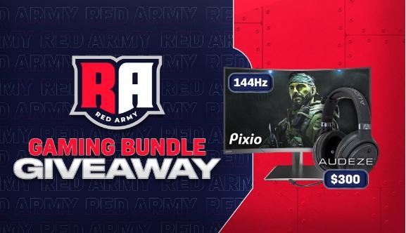 Red Army Gaming Bundle Giveaway